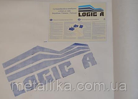 Супердиффузионная  мембрана LOGIC-A  1300 Topless  95гр/кв.м.