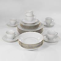 Набор суповых тарелок 22см Sofia3604