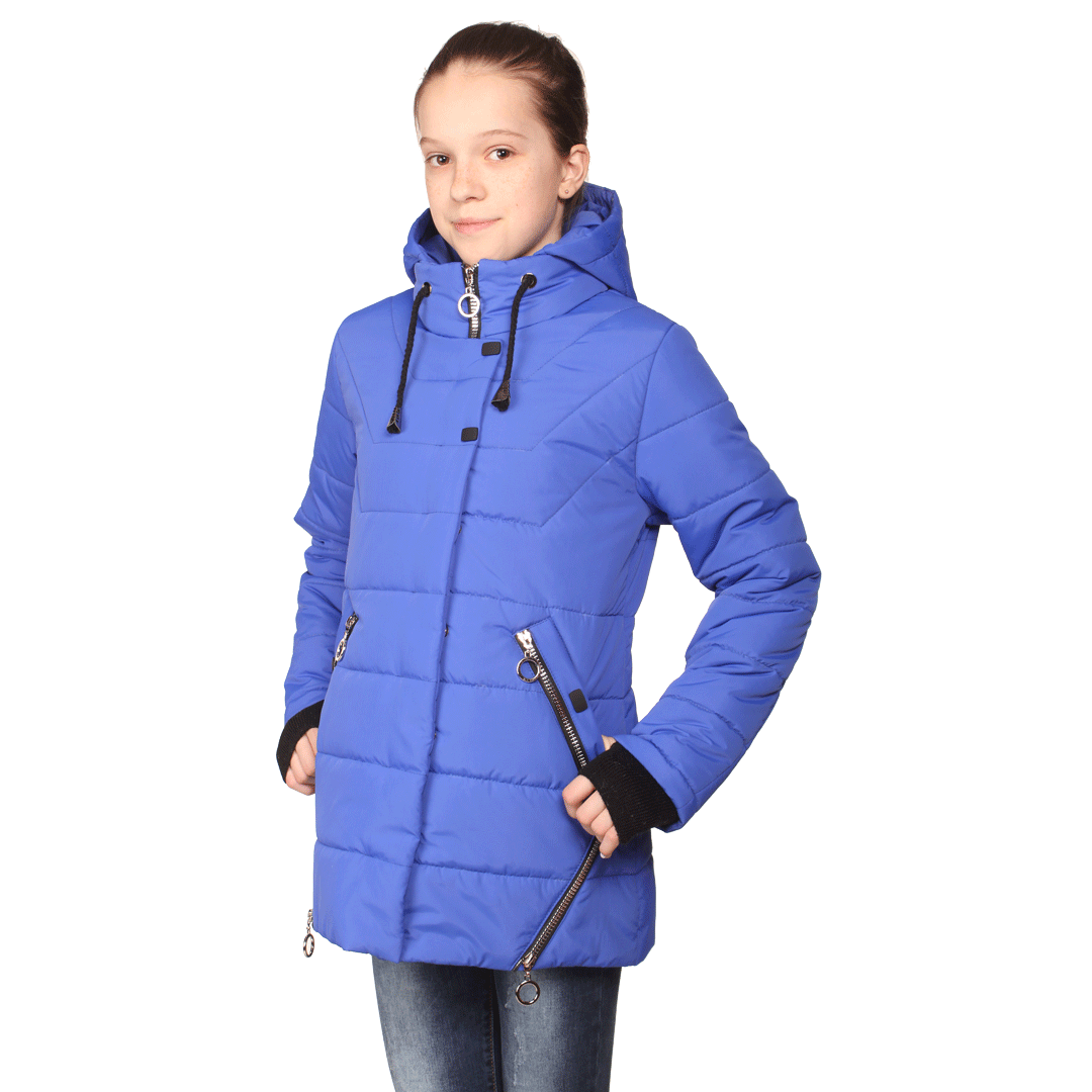 Красивая куртка для девочки весна осень