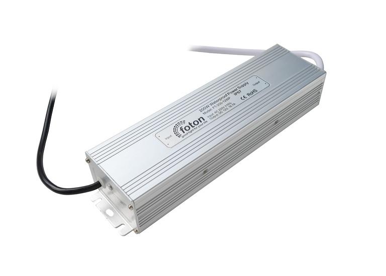 Герметичный блок питания Foton FT-200-12WP Premium