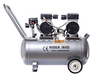 Компрессор безмасляный MAGNUM JWA-50, фото 2