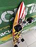 Лонгборд круізер дерев'яний LY-5359 Zelart, фото 3