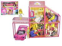 Домик для куклы - мечта 2 в 1.