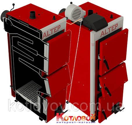 Твердотопливный котел длительного горения Альтеп Altep DUO UNI/DUO UNI PLUS (КТ-2ЕN/M) , фото 2
