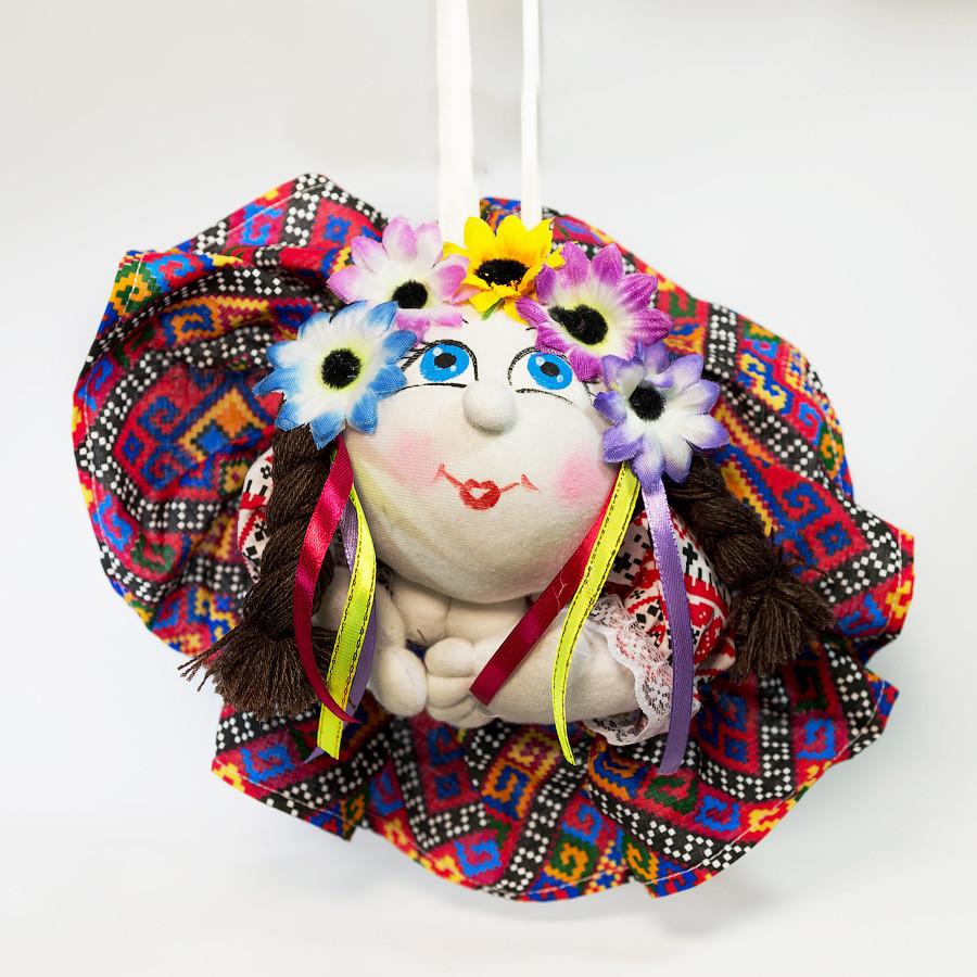 Кукла попка Украина малая