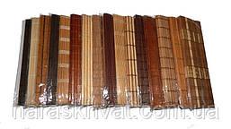 Коврик бамбуковый дешёвый 30*45 см
