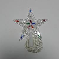 """Верхушка """"Звезда"""" на ёлку (1-68)"""