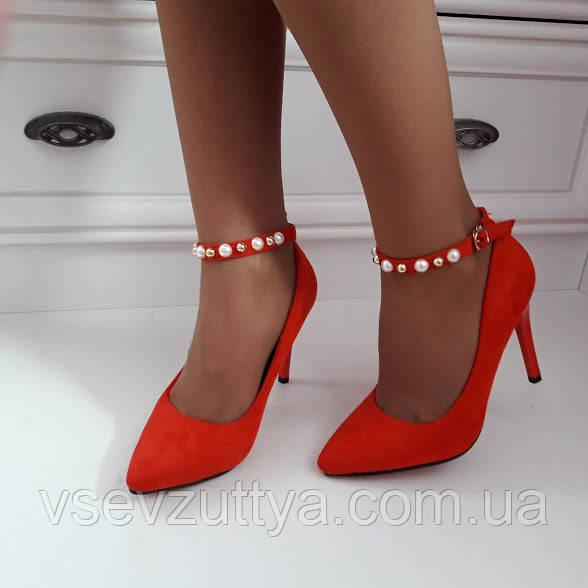 Туфлі жіночі на каблуку 3bf7b903c64d3