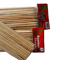 Шпажки бамбуковые 35 см/4 мм