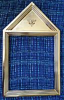 Изготовление и золочение сусальным золотом деревянных рам., фото 2