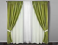 Модный комплект шторы от производителя, фото 1