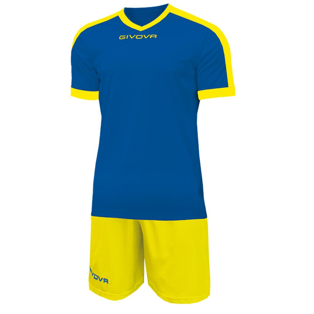 Футбольная форма Givova Kit Revolution (KITC59.0207)