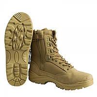 Ботинки TACTICAL BOOT ZIPPER YKK Thinsulate, фото 1