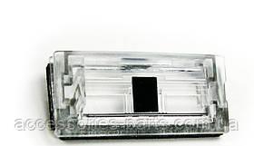 Рассеиватель фонаря подсв номерн знака BMW 3 седан (E46) Новый Оригинальный
