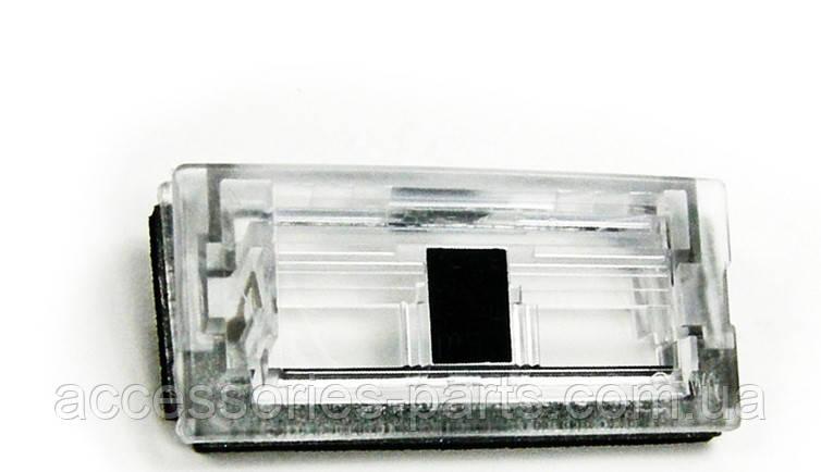 Рассеиватель фонаря подсв номерн знака BMW 3 седан (E46) Новый Оригинальный - фото 1