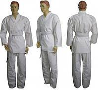 Кимоно для карате белое MATSA 110см