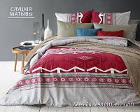 Евро комплект постельного белья ТМ Блакит (Белоруссия), Легенда бязь