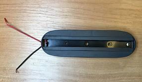 Трек мини накладной для LED светильника SL черный Код.59231