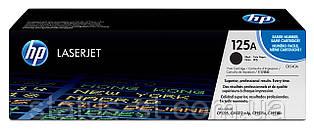 Заправка картриджа HP 125A black CB540A для принтера CLJ CM1312, CM1312nfi, CP1210, CP1215, CP1510 в Киеве
