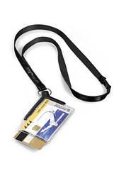 Тримач для пропуску CARD HOLDER DE LUXE PRO DUO