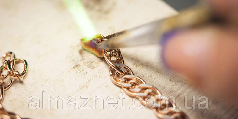 Ремонт золотих і срібних браслетів