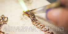 Ремонт золотых и серебреных цепей