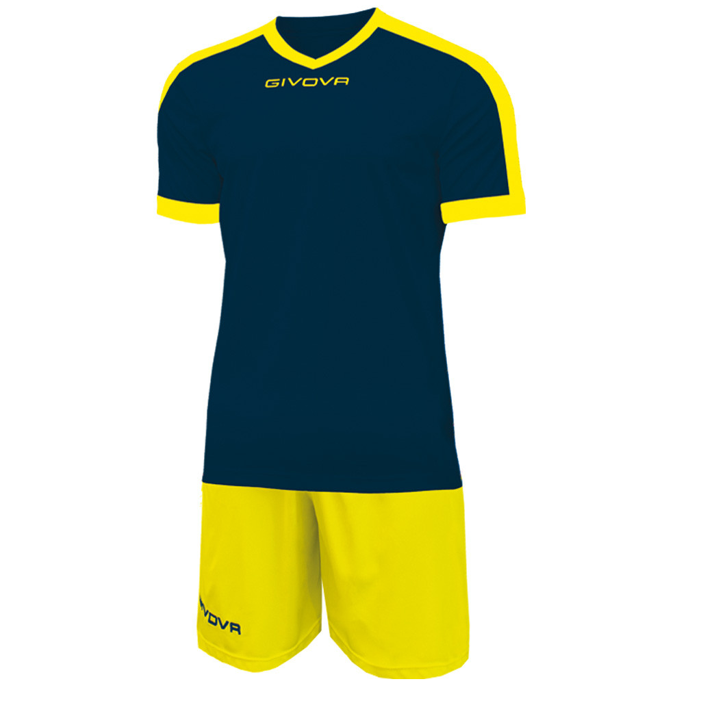 Футбольная форма Givova Kit Revolution (KITC59.0407)