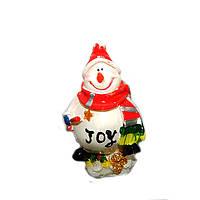 """Новогодняя свеча """"Снеговичок"""", фото 1"""