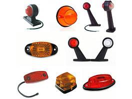 Фонари габаритные, фонари LED, дополнительные фонари, ДХО, противотуманки