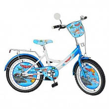 """Велосипед двоколісний Profi Trike 20"""" Літаки"""