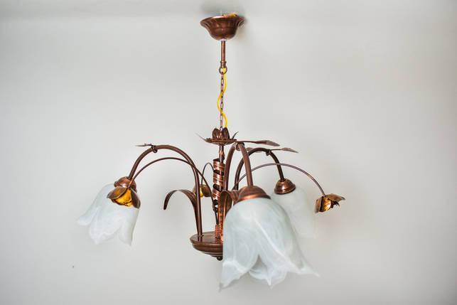 Подвесной светильник флористика 5701 Ольга, фото 2