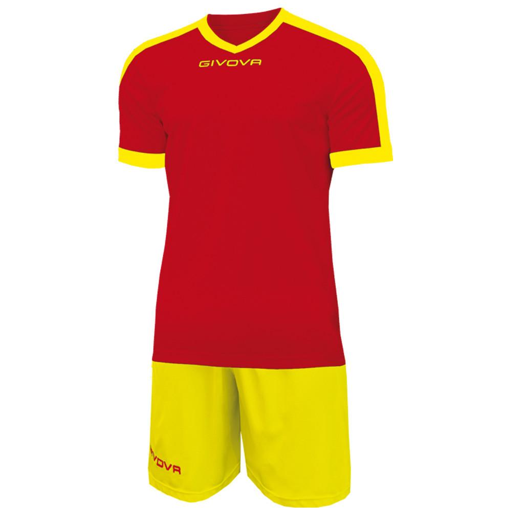 Футбольная форма Givova Kit Revolution  (KITC59.1207)