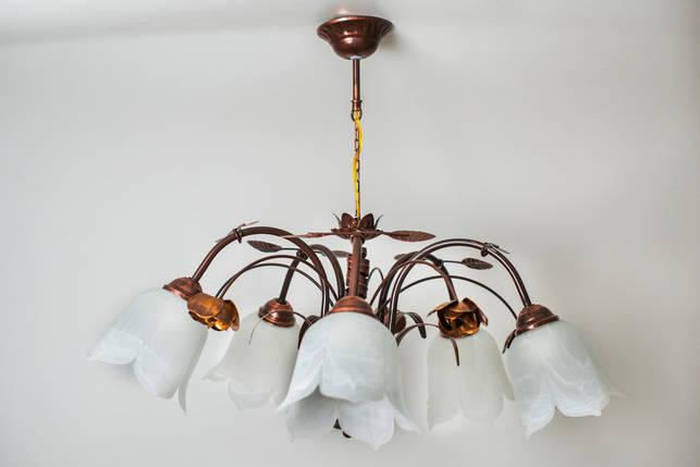 Подвесной светильник флористика 5703 Ольга, фото 2