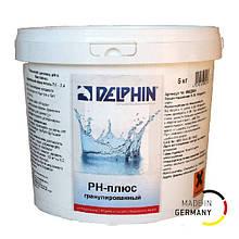 Delphin pH-плюс гранулированный (средство для повышения уровня рН) 5кг