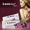 Лубрикант Love Kiss Виноградный 25 мг, фото 5