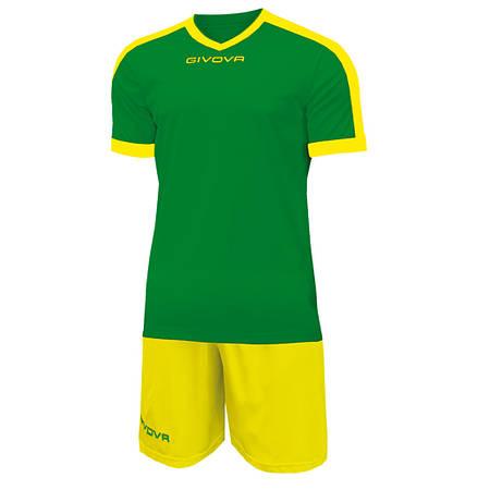 Футбольная форма Givova Kit Revolution  (KITC59.1307)