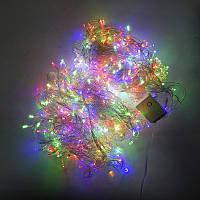 Гирлянда Нить LED 1000 мульти