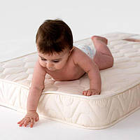 Матраци для дитячого ліжечка. Вибираємо матрац для новонароджених