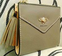 Маленький кошелек женский с подвеской, фото 1