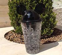 Стакан Микки Маус Ice Cup 450 мл.BLACK, фото 1