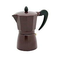 Гейзерная кофеварка Мокко-брауни на 6 персон