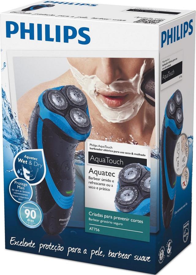 Электробритва Philips AquaTouch AT75616