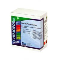 Flockfix Kartuschen (8х125 г) (подушечки) 1 кг. Препарат для коагуляции взвешенных частиц и их осаждения