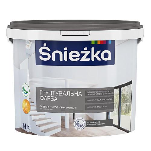 Грунтовочная краска Sniezka 14 кг, Украина