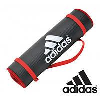 Гимнастический коврик Adidas 1,0 см