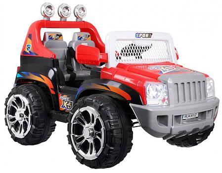 Двухместный детский электромобиль Jeep, фото 2