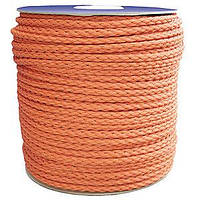 Верёвка нетонущая, 12мм, 100м, оранжевая