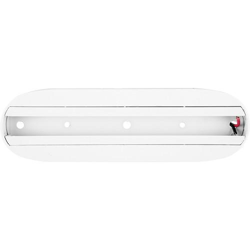 Шинопровід для трекових світильників CAB1001 185 мм Білий/Чорний