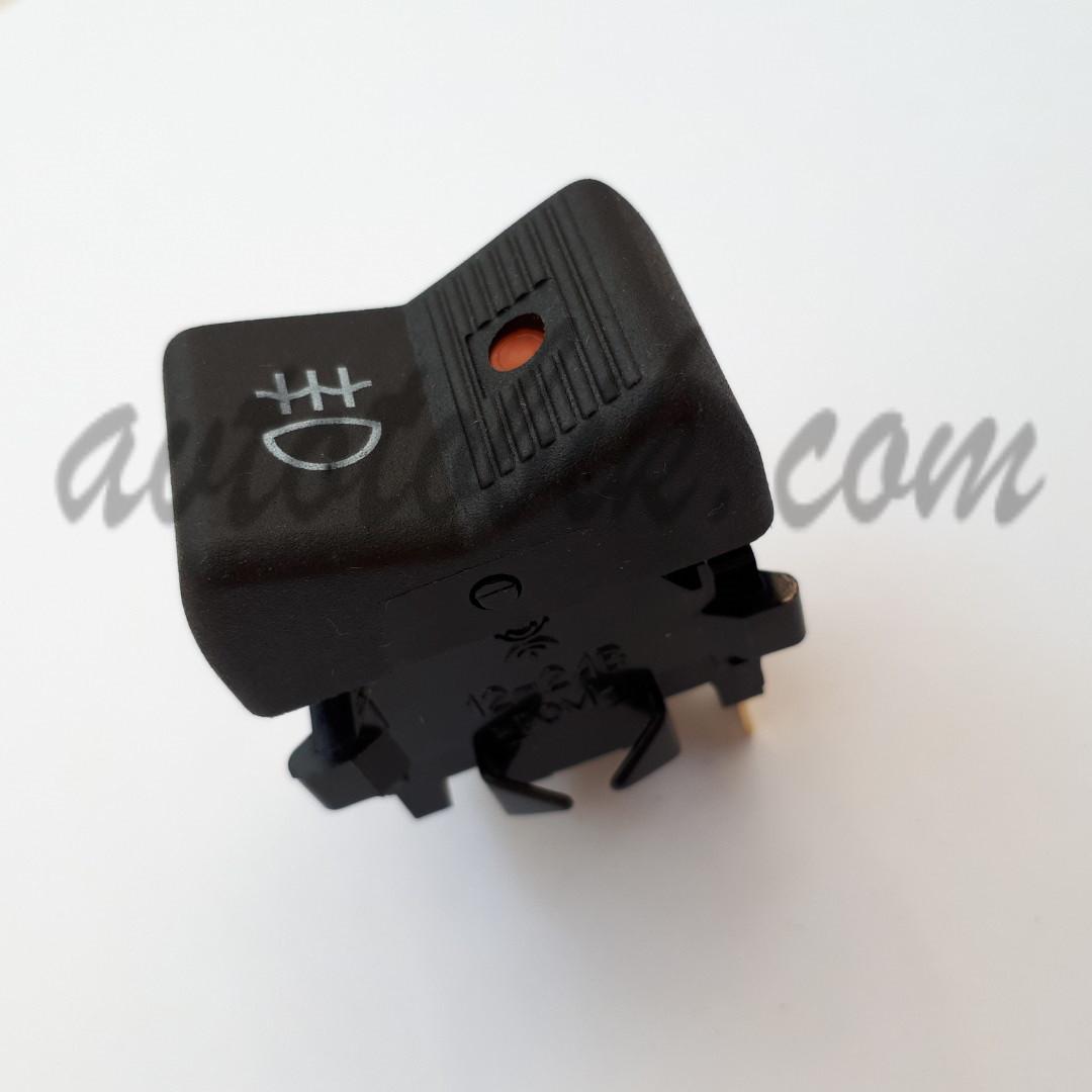 Кнопка включения задних противотуманных фар ВАЗ 2101-07