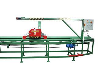 Односторонний обрезной станок Trak-Met PF-1